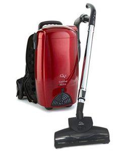 Best Backpack Vacuum - GV 8 Qt Light Powerful BackPack Vacuum Loaded