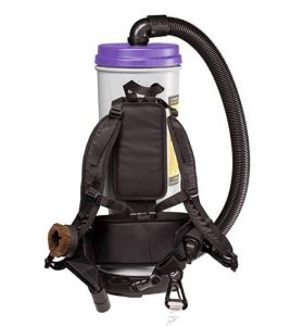 Best Backpack Vacuum - ProTeam Super CoachVac Commercial Backpack Vacuum Cleaner