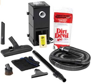 Best Central Vacuum System - HP Products 9880 Dirt Devil