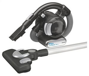 Best Handheld Vacuum Cleaners - BLACK+DECKER BDH2020FLFH Flex Vacuum