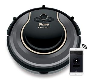 Best Shark Vacuum Cleaners - Shark Vacuum Reviews - SharkNinja Ion Robotic Vacuum (RV750)