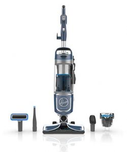 Best Vacuum for Pet Hair - Hoover REACT Professional Pet Plus Bagless Upright Vacuum UH73220PC