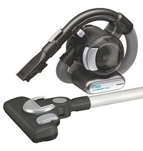 BLACK+DECKER BDH2020FLFH MAX Lithium Flex Vacuum - Best Vacuum for Small Apartment