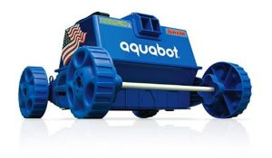 Best Above Ground Pool Vacuum Cleaners - Aquabot APRVJR Pool Rover Junior Robotic Above-Ground Pool Cleaner