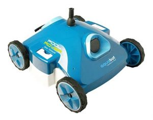 Best Above Ground Pool Vacuum Cleaners - Aquabot Pool Rover S2-40i