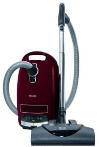Best Vacuum for Plush Carpet - Miele Complete C3 Soft Carpet Vacuum
