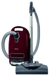 Best Vacuum for Shag Carpet - Miele Complete C3 Soft Carpet Vacuum