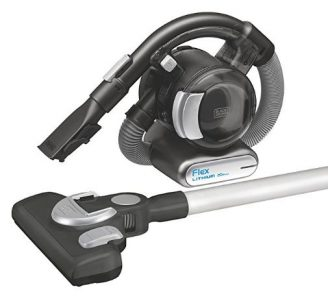 Best Vacuum for Stairs - BLACK+DECKER BDH2020FLFH MAX Lithium Flex Vacuum