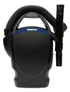 Best Vacuum for Stairs - Oreck Ultimate Handheld Bagged Canister Vacuum CC1600