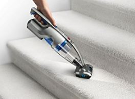 Vacuuming Carpeted Stairs - Best Vacuum for Stairs - Hoover Air BH52160PC