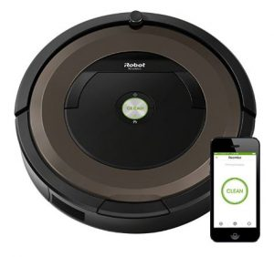 iRobot Roomba 890 - Best Vacuum for Small Apartment