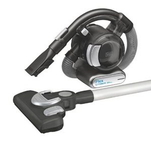BLACK+DECKER BDH2020FLFH MAX Lithium Flex Vacuum - Best Vacuum for Tile Floors