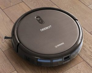 ECOVACS DEEBOT N79S Review - Hardwood Floor