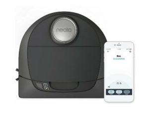 Neato Botvac D5 Connected Laser Guided Robot Vacuum - Best Vacuum for Tile Floors