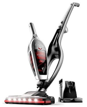 Roomie Tec Cordless Vacuum Cleaner 2 in 1 Handheld Vacuum - Best Vacuum for Tile Floors