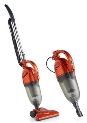 VonHaus 2 in 1 Corded Lightweight Stick Vacuum Cleaner EPT2 - Best Vacuum under 100 Dollars