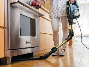 How often should you vacuum your house - SharkFLEX DuoClean HV391
