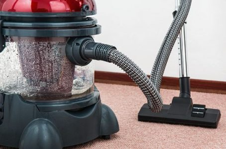 How often should you vacuum your house