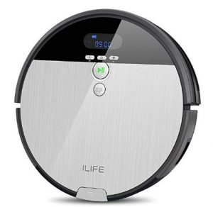 ILIFE V8s Robotic Mop and Vacuum Cleaner - Best Robot Vacuum Cleaner