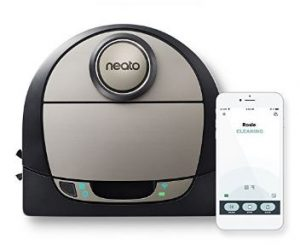 Neato Botvac D7 Connected - Best Robot Vacuum Cleaner