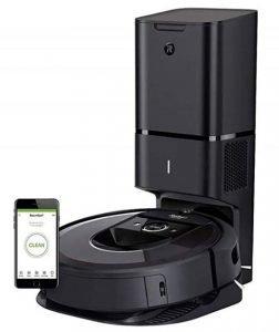 iRobot Roomba i7+ (7550) - Best Robot Vacuum Cleaner