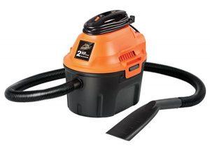 Armor All AA255 2.5 Gallon Wet/Dry Shop Vac - Best Shop Vac - Wet-Dry Shop Vacuum Cleaner Reviews