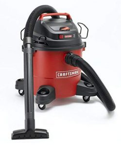 Craftsman 12004 6 Gallon Wet/Dry Shop Vac - Best Shop Vac - Wet-Dry Shop Vacuum Cleaner Reviews