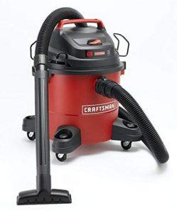 Craftsman 12004 6 Gallon Wet/Dry Shop Vac - Best Shop Vac - Wet-Dry Shop Vacuum Cleaner Reviews