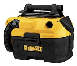 DEWALT DCV581H 2 Gallon Wet/Dry Shop Vac - Best Shop Vac - Wet-Dry Shop Vacuum Cleaner Reviews