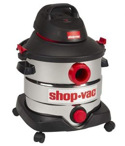 Shop-Vac 5989400 8 Gallon Wet/Dry Shop Vac - Best Shop Vac - Wet-Dry Shop Vacuum Cleaner Reviews