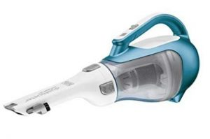 BLACK+DECKER CHV1410L 16V Cordless Lithium Hand Vacuum - Best Vacuum Cleaners
