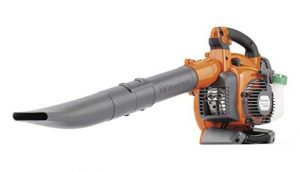 Best Leaf Vacuum Mulcher - Husqvarna 125BVx 28cc 2-Cycle Gas Powered Handheld Leaf Blower Vacuum - 952711902