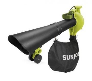 Best Leaf Vacuum Mulcher - Sun Joe SBJ605E 14-Amp Electric Blower Vacuum Mulcher