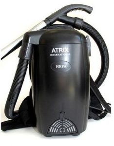 Best Vacuum for Bed Bugs - Atrix Bug Sucker HEPA Backpack Vacuum Cleaner