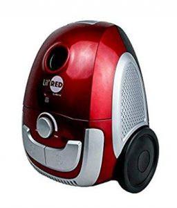 Best Vacuum for Bed Bugs - Atrix Lil Red Portable Canister Vacuum Cleaner AHSC-1