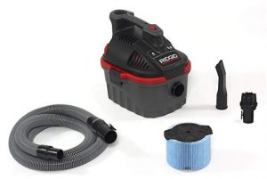 Best Vacuum for Car Detailing - Ridgid 50313 4000RV Wet-Dry Vacuum
