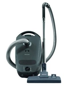 Miele Classic C1 Canister Vacuum - Where is the best place to empty a canister vacuum