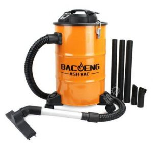 Best Ash Vacuum - BACOENG 5.3-Gallon Ash Vacuum Cleaner