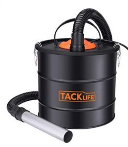 Best Ash Vacuum - TACKLIFE Ash Vacuum Cleaner PVC03A