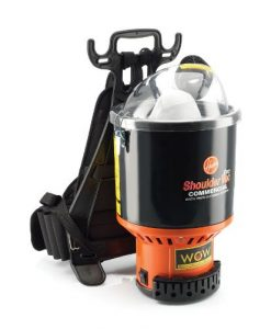 Best Commercial Vacuum Cleaner - Hoover Commercial Lightweight Backpack Vacuum C2401