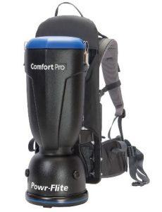 Best Commercial Vacuum Cleaner - Powr-Flite BP6S Comfort Pro Backpack Vacuum