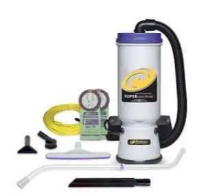 Best Commercial Vacuum Cleaner - ProTeam Super CoachVac Commercial Backpack Vacuum Cleaner