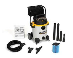 Best Commercial Vacuum Cleaner - WORKSHOP Wet Dry Shop Vac WS1600SS