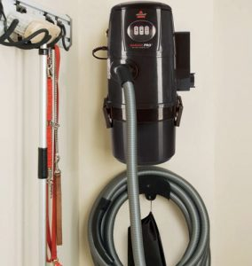 Best Garage Vacuum Wall Mounted - Bissell Garage Pro Wall-Mounted Wet Dry Car Vacuum Blower With Auto Tool Kit 18P03