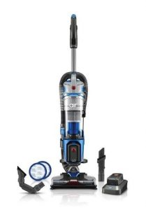 Best Lightweight Vacuum Cleaner for Seniors and Elderly People - Hoover Air Cordless Lift Upright Vacuum Cleaner BH51120PC
