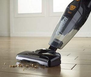 Best Vacuum Under 50 Dollars - Eureka Blaze 3-in-1 Swivel Lightweight Stick Vacuum Cleaner NES210