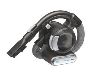 Best Vacuum for Dorm Room - BLACK+DECKER BDH2020FL 20V Max Lithium Flex Vac with Pet Hair Brush - Cordless