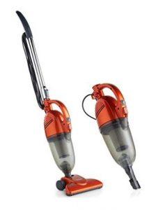 Best Vacuum for Dorm Room - VonHaus 2 in 1 Corded Lightweight Stick Vacuum Cleaner and Handheld Vacuum