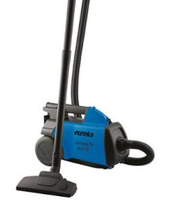 Best Vacuum for RV or Camper - Eureka Mighty Mite Bagged Canister Vacuum Cleaner 3670H