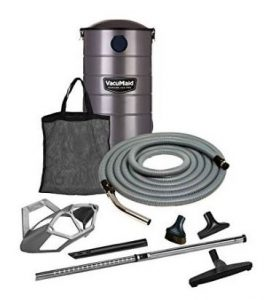 Sweepovac Review - Best Kitchen Vacuum Cleaner - VacuMaid GV50PRO Wall Mounted Garage and Car Vacuum